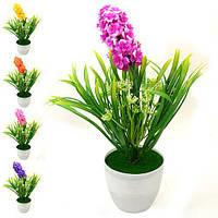 Искусственные цветы в горшке 32см R82861 (60шт)
