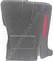 Ворсовые коврики салона Chevrolet Tacuma 2002- (CIAC VIP) АВТО-ВОРС