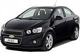 Ворсовые коврики Chevrolet Aveo 2012- VIP ЛЮКС АВТО-ВОРС, фото 10