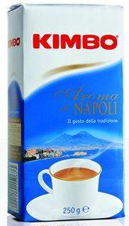 Кофе молотый из Италии Kimbo Aroma di Napoli, 250 г.
