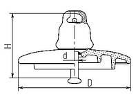Изолятор ПС-120Б