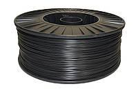 Нить ABS-пластик для 3D-принтера, 1.75 мм, черный 2.5 кг, Черный
