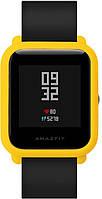 Чехол SIKAI для смарт-часов Xiaomi AMAZFIT Bip желтый