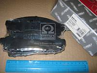 Колодки тормозные дисковые MITSUBISHI L200 07- передние Гарантия