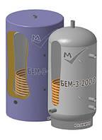 Буферная емкость модели БЕМ-3-2000