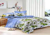 Двуспальное постельное белье САТИН 100% хлопок 304