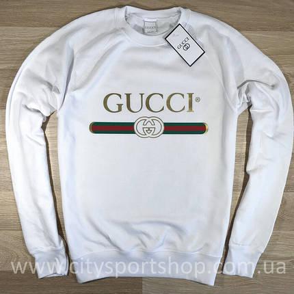 Свитшот Gucci   Мужской и Женский   Ориг бирки, фото 2