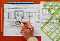 Услуги по проектированию и дизайну мебели