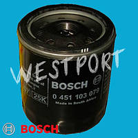 Фильтр масляный Bosch Daewoo Lanos 0 451 103 079
