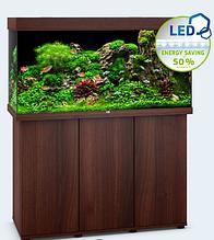 Прямокутний акваріум великий Juwel (Джувел) RIO 350 LED коричневий 350 літрів