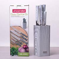 Набор кухонных ножей Kamille KM5041