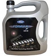Масло моторное синтетическое Formula F 5W-30. 5L