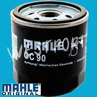 Фильтр масляный Mahle Daewoo Lanos OC90