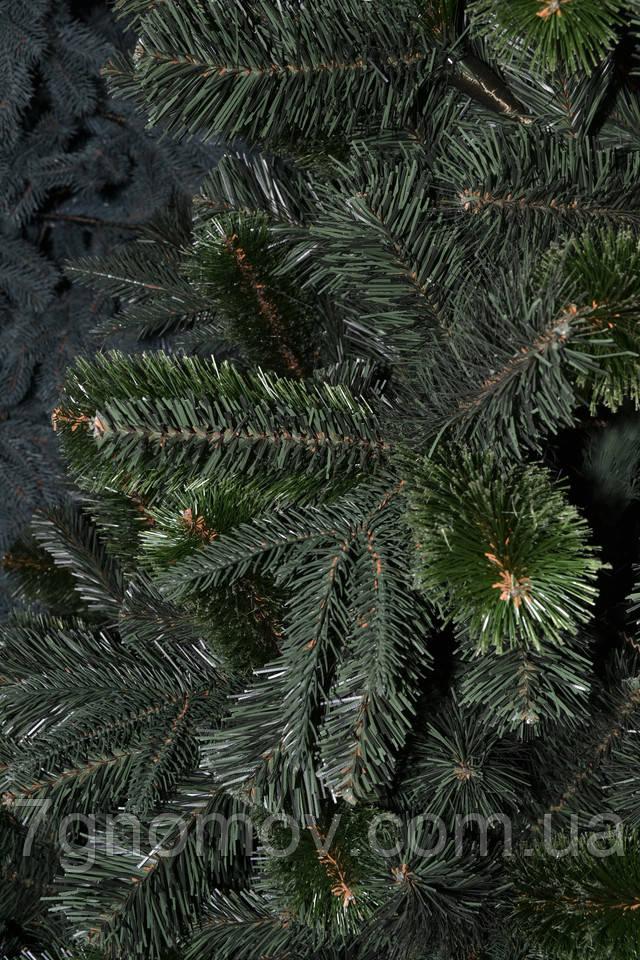 Елка искусственная на нитях Сибирская зеленая 1.10 м. ― арт. C032