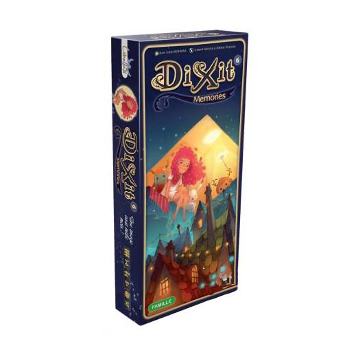 Настольная игра Диксит 6 Воспоминания / Dixit 6 Memories
