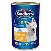 Корм Бутчерс Дог Butcher's Dog Natural Chicken Rice консерва для собак с курицей и рисом 1200 г