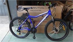 Велосипед горный Azimut Voltage 24 дюйма цвет синий