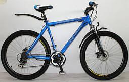 Велосипед горный Azimut Swift 29 дюймов 19 рама 217-G-FR/D-1
