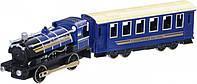 Модель Технопарк Паровоз с вагоном (CT10-038)