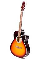 Акустическая гитара TREMBITA EAGLE E-3 SUN BURST, фото 1