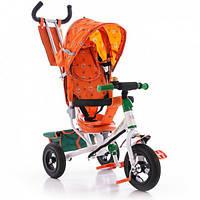 Велосипед детский трехколесный, Азимут Лексус ВС-17В, Azimut колеса пена