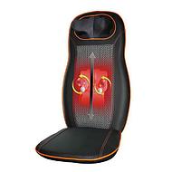 Массажная накидка OSTO AST-001 Массажная накидка на кресло, 48Вт, Черная (SUN0389)