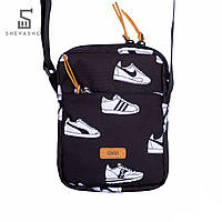 Сумка на плечо GARD MESSENGER MINI BAG | sneaker 2/18, черный