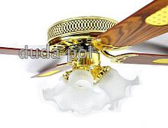 Вентилятор с 5 лампами, фото 3