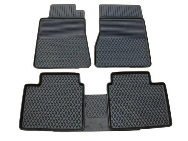 Резиновые автомобильные коврики BMW s7 E38, фото 2