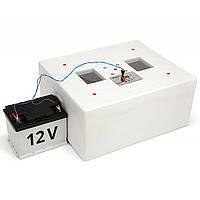 Автоматический инкубатор Несушка-М экспортная модель 220 В/12 В под любое яйцо