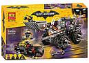 """Конструктор Bela 10738 (Lego Batman Movie 70915) """"Разрушительное нападение Двуликого"""" 588 дет."""