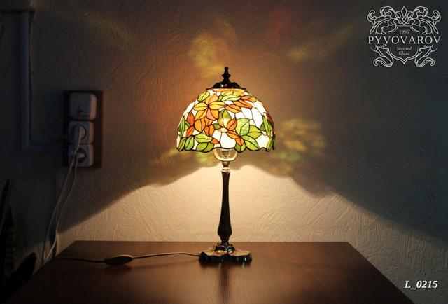 Настольный светильник Тиффани