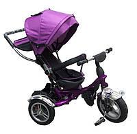 Трехколесный велосипед с ручкой Royal Trike для детей от 1 года складной e46933c02b9