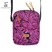 Сумка на плечо GARD MESSENGER MINI BAG 1/18 | pink pion 1/18, розовый