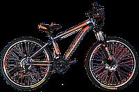 """Горный велосипед  Titan Protey 26"""" V2 Gray-Orange"""