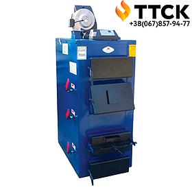 Твердотопливный котел длительного горения Идмар модели GK-1 мощностью 100 кВт