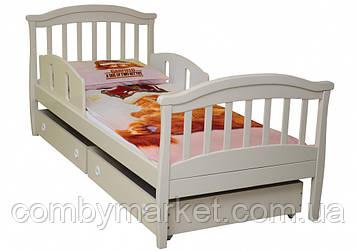 Кровать Верес подростковая без ящика 190х80 Слоновая кость