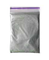 Пигмент перламутр серебро 50 г (10-60 мкм)