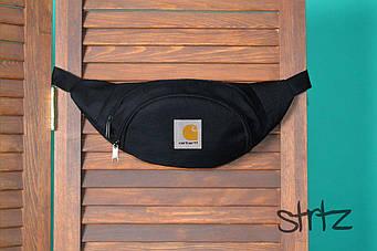 Поясная сумка carhartt черного цвета