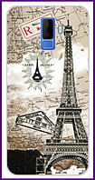 Чехол с рисунком башни для смартфона Leagoo M9