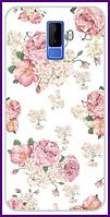 Чехол с рисунком роз для смартфона Leagoo M9