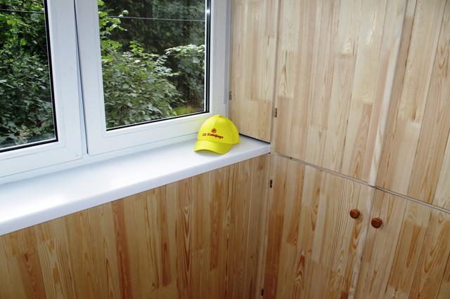 Энергосберегающее остекление балкона