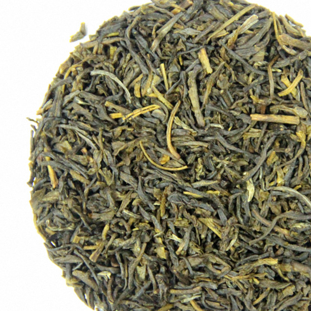 """Зелений ароматизований чай """"Зелений з бергамотом"""""""