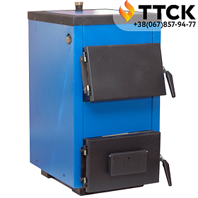 Котел с плитой длительного горения Spark-Heat -14П(Т)TURBO