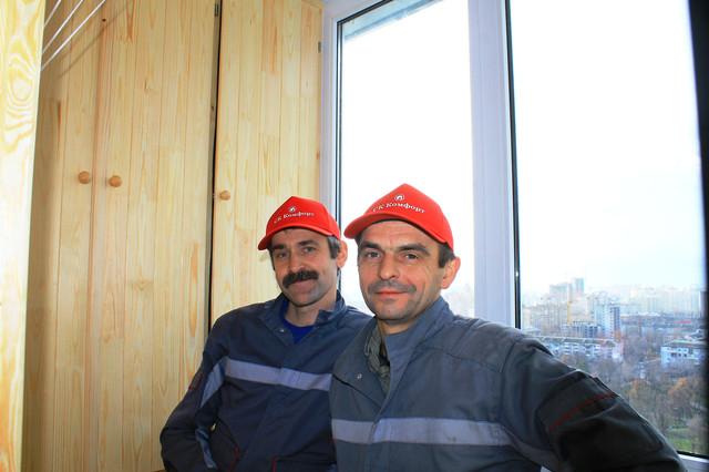 Энергосберегающие окна для балкона