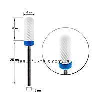 Насадка для фрезера, керамическая, цилиндр Barrel Ball (C)