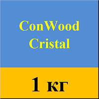 MultiChem. Антипірен-антисептик ConWood Cristal, 1 кг. Пропитка дерева, антисептик дерева, огнебиозащита