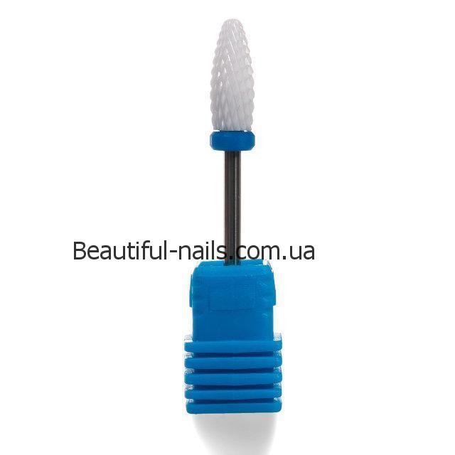 Насадка керамічна, циліндр (синя)