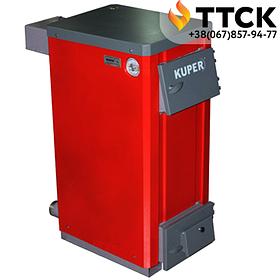Kuper-12 (Купер-12) котел стальной твердотопливный мощностью 12 квт