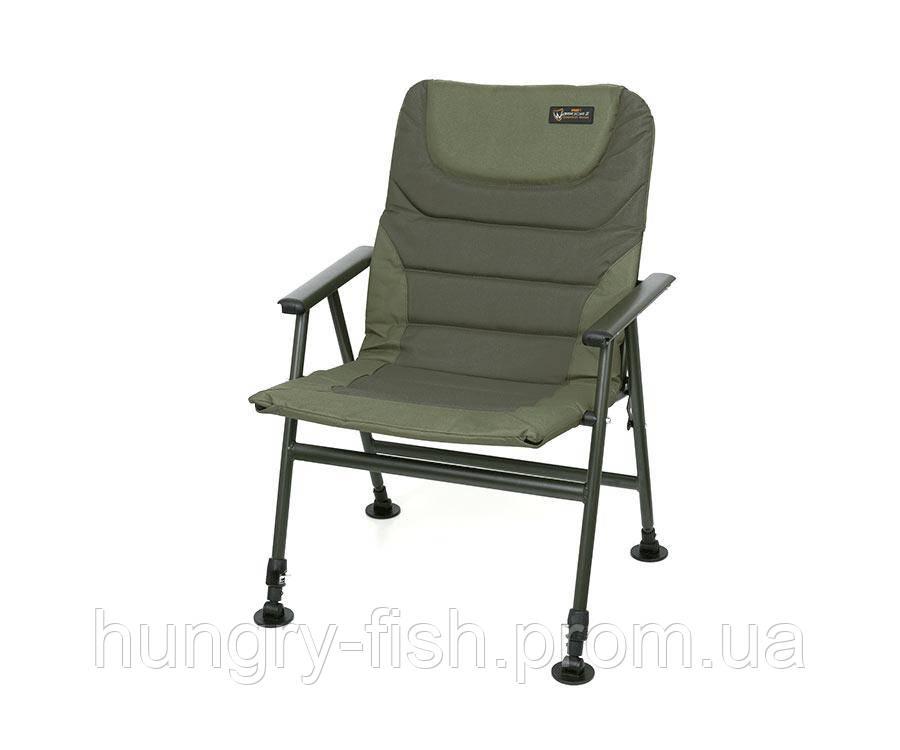 Кресло раскладное FOX Wаrrior II Compact